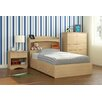 Nexera Alegria Platform Customizable Bedroom Set
