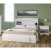 Nexera Vichy Storage Customizable Bedroom Set