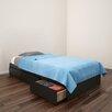 Nexera Avenue Platform Customizable Bedroom Set