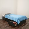 Nexera Avenue Reversible Storage Bed