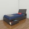 Nexera Storage Bed