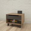 Nexera Alibi 1 Drawer Nightstand