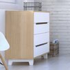 Nexera Nordik 4 Drawer Chest