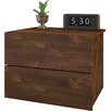 Nexera Nocce 2 Drawer Nightstand