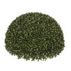 House of Silk Flowers Inc. Artificial Boxwood Half Ball Topiary