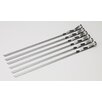 Bull Outdoor Products Signature Stainless Steel Skewers (Set of 6)