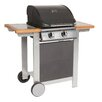 cook in garden Fiesta Gas Barbecue with 2 Burners