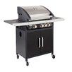 cook in garden Fidgi American Gas Barbecue with 4 Burners