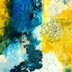 GreenBox Art Line Series #15 by Andy Anh Ha Painting Print on Wrapped Canvas