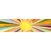 GreenBox Art 'Little Sunshine' by Eli Halpin Painting Print on Wrapped Canvas