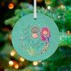 GreenBox Art A Pearl Like You Ornament by Sarah Lowe