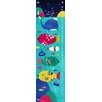"""GreenBox Art """"The Magical Sea"""" by Kelly Angelovic Growth Chart"""