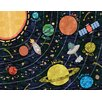 "GreenBox Art ""Super Solar System"" by Alice Feagan Graphic Art on Canvas"