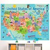 "GreenBox Art ""United We Stand"" by Edward Miller Wall Mural"