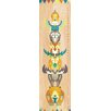 "GreenBox Art ""Tiny Totem"" by Modern Whimsy Art Growth Chart"