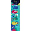 """GreenBox Art """"The Magical Sea Personalized"""" by Kelly Angelovic Growth Chart"""
