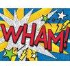Oopsy Daisy Wham! Canvas Art