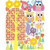 Oopsy Daisy Patterned Park Small Peel and Place Wall Decal Set