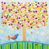 Oopsy Daisy Jellybean Tree Canvas all Art