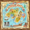 Oopsy Daisy Treasure Map Canvas Art
