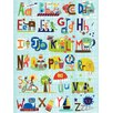 Oopsy Daisy Critters, Cars and Creatures Canvas Art