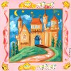 Oopsy Daisy Storybook Castle Canvas Art