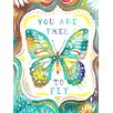 Oopsy Daisy You Are Free to Fly Canvas Art