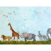 Oopsy Daisy Wild Things Canvas Art