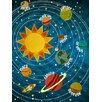 Oopsy Daisy Our Solar System Canvas Art