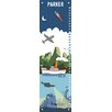 Oopsy Daisy World Explorers by Katy Yeaw Personalized Growth Chart