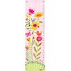 Oopsy Daisy Bloomin' Birdies Pink/White by Carolyn Gavin Growth Chart