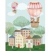 Oopsy Daisy Woodland Balloons by Pim Pimlada Canvas Art