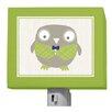 Oopsy Daisy Happy Owl by Vicky Barone Night Light