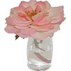 The French Bee Rose in Vase