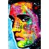 "iCanvas ""Elvis Presley"" by Dean Russo Graphic Art on Canvas"