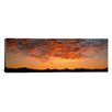 iCanvas Panoramic Ben Ohau Mountain Range Canterbury, New Zealand Photographic Print on Canvas