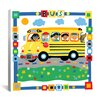 "iCanvas ""Bus"" Canvas Wall Art by Cheryl Piperberg"