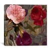 """iCanvas """"Birds and Roses"""" Canvas Wall Art from Color Bakery"""