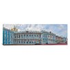 iCanvas Panoramic Catherine Palace Courtyard, St. Petersburg, Russia Photographic Print on Canvas