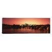iCanvas Panoramic Charles Bridge, St. Vitus Cathedral, Hradcany Castle, Prague, Czech Republic Photographic Print on Canvas