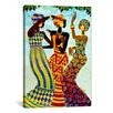 iCanvas Celebration by Keith Mallett Painting Print on Canvas
