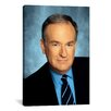 iCanvas Political Bill O'reilly Portrait Photographic Print on Canvas