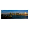 iCanvas Panoramic Brooklyn Bridge, NYC, New York City, New York State Photographic Print on Canvas