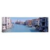 iCanvas Panoramic Buildings along a Canal, Santa Maria Della Salute, Venice, Italy Photographic Print on Canvas