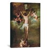 iCanvas 'Christ Attended by Angels Holding Chalices' by Peter Paul Rubens Painting Print on Canvas