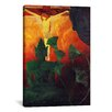 iCanvas 'Christ and Buddha' by Paul Ranson Painting Print on Canvas