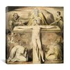 "iCanvas ""Christ Nailed to the Cross (the Third Hour)"" Canvas Wall Art by William Blake"