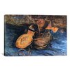 iCanvas 'A Pair of Shoes' by Vincent van Gogh Painting Print on Canvas