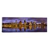 iCanvas Panoramic Buildings at the Waterfront, Portland, Oregon Photographic Print on Canvas