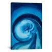 iCanvas Blue I by Georgia O'Keeffe Graphic Art on Canvas